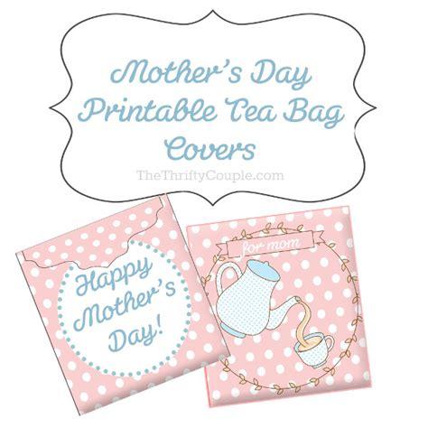 tea bag s day card template diy s day gift ideas printable tea bag greeting