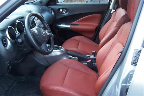 Leather Interiors by Nissan Juke Leather Interior Www Pixshark Images