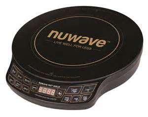 nuwave cooktop nuwave precision induction cooktop gold sets new standard