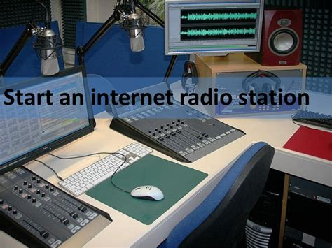 radio station 5 steps to starting a radio station