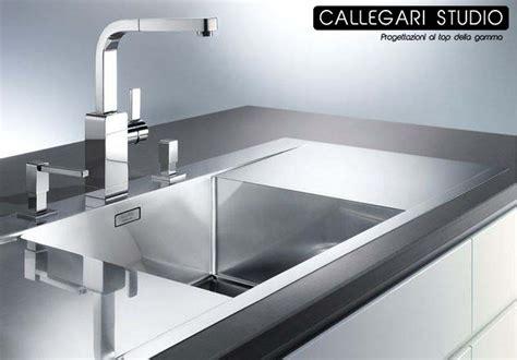 cucina cagna montaggio filotop per piani cottura e lavelli callegari
