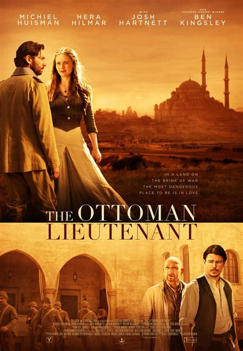the ottoman empire documentary the ottoman lieutenant dvd release date august 1 2017