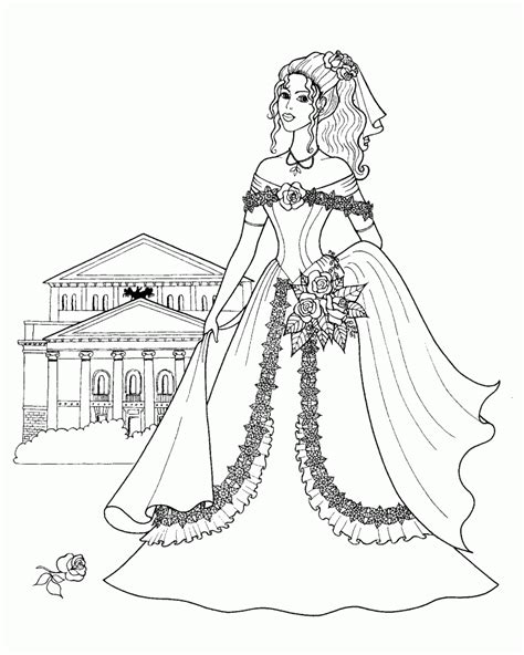 fashionable girls coloring pages 2 coloring pinterest