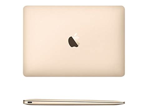 Apple Macbook Retina Display Gold Notebook 12inch 256gb apple macbook mk4m2ll a 12 inch laptop with retina display