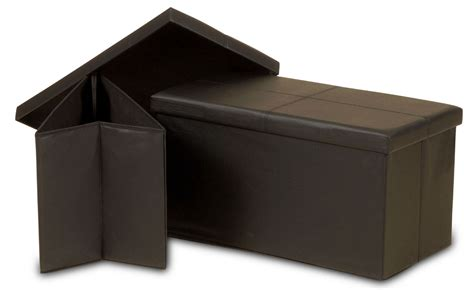 ottoman boxes ottoman foldable large storage box