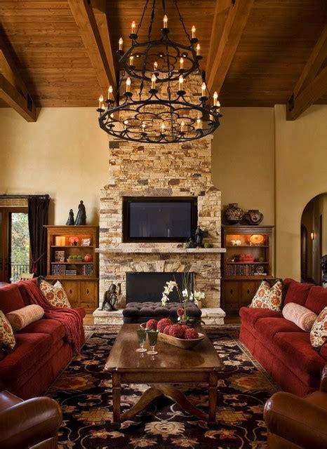 Rustic Style Living Room Ideas - 46 stunning rustic living room design ideas