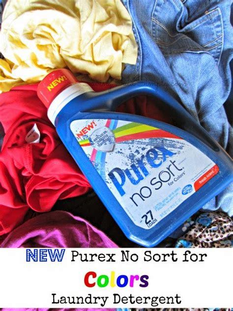 Detergent Giveaway - purex no sort for colors laundry detergent giveaway raising whasians