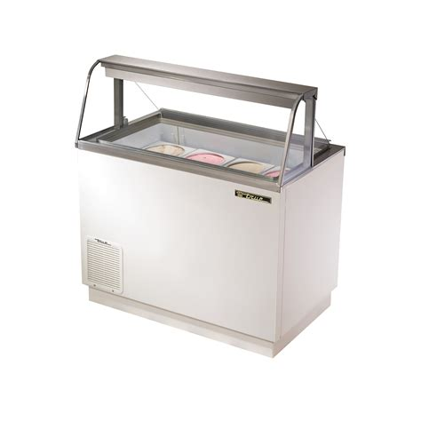 ice cream freezer dipping cabinet true tdc 47 cg ice cream freezer dipping cabinet