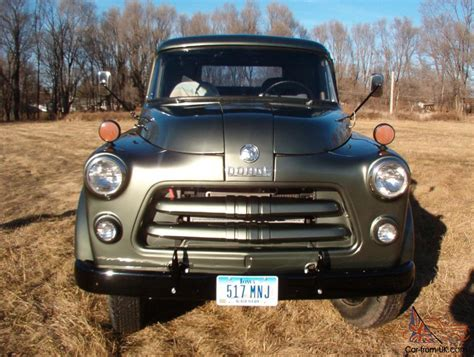 1956 Dodge Truck by 1956 Dodge Truck H Series Us Army Issue Truck
