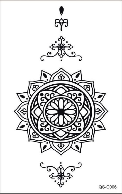 henna tattoo compass the world s catalog of ideas
