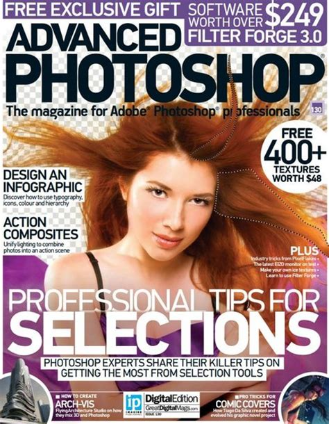 130 free magazines from cot co uk advanced photoshop issue 130 2015 uk pdf download free