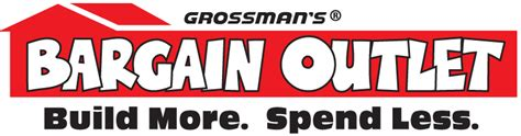bargain outlet grossman bargain outlet printable coupons specs price