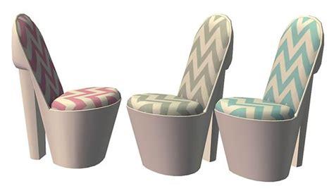 big high heel shoe chair high heel shoe chair hell has spoken the sims 2