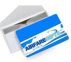 Airfare Gift Card - jeri s organizing decluttering news christmas and other holidays gifts of