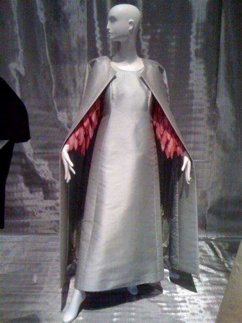 Dress Febiola Stripe notorious notable museum of the city of new york hag