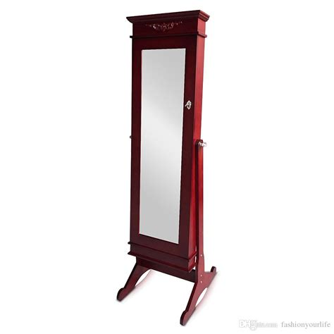 full length mirrored jewelry armoire full length mirror jewelry cabinet armoire jewelry storage