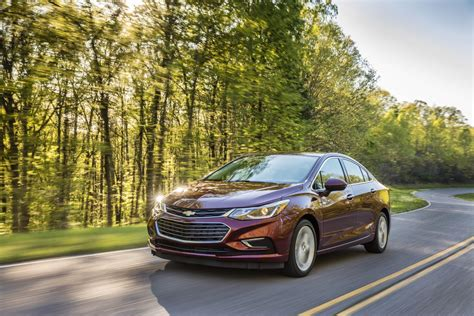 chevrolet car cruze price 2016 chevrolet cruze earns 42 mpg rating gm authority