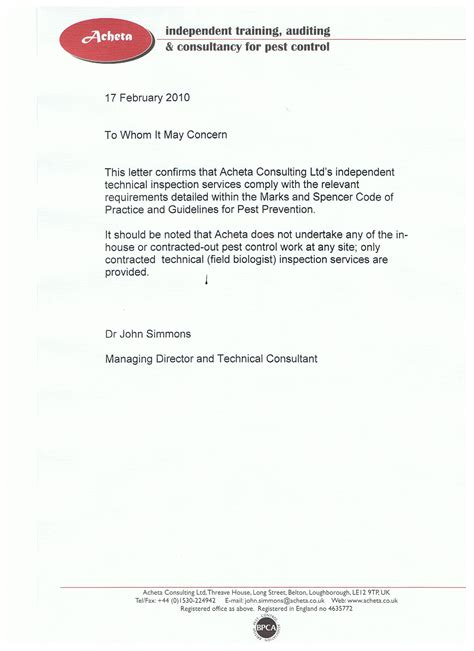 certification letter for 28 work certification letter sle sle letter