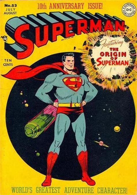 Superman Original Superman 5 top 5 superman origin stories in comics