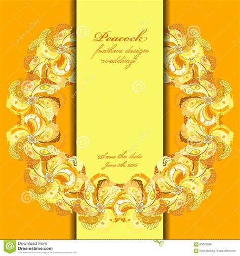 Wedding Background Design Yellow by Yellow Wedding Background Www Pixshark Images