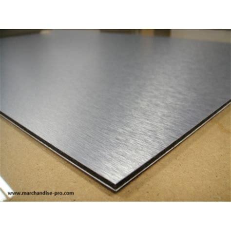 plaque aluminium bross 233 pour cr 233 dence cuisine