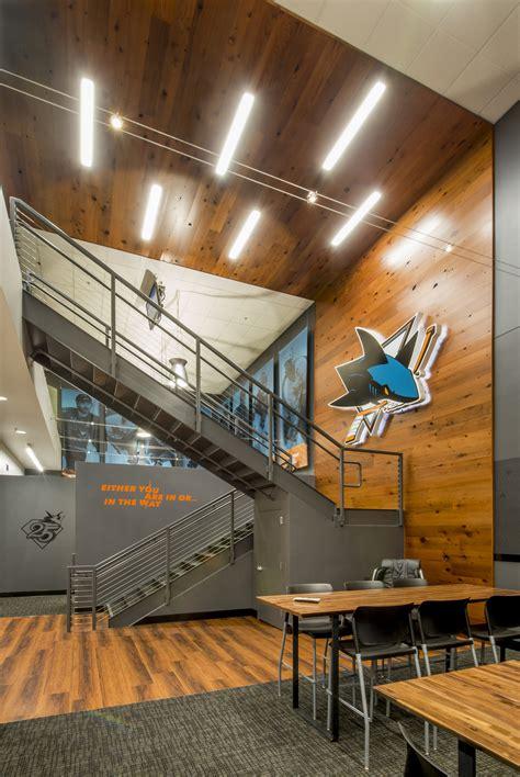 the locker room montgomery san jose sharks pro locker room california drywall