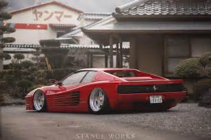 Testarossa Performance What Makes A Car Cool Kazuki Ohashi S 1989