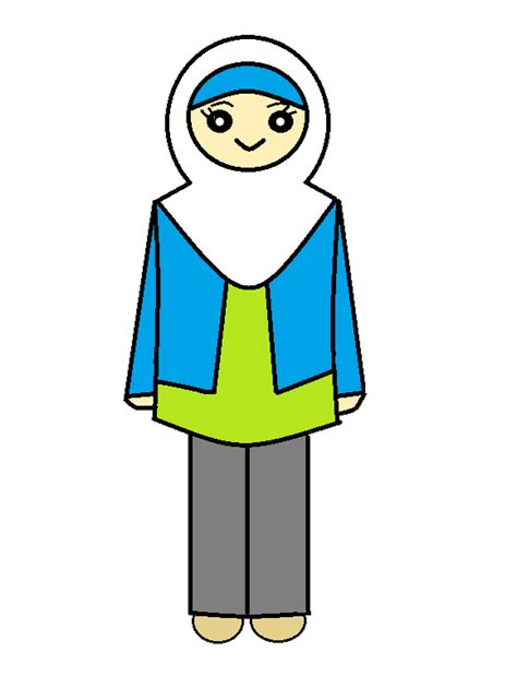 Berapa Cardigan royalty magic freebies doodle muslimah pakai cardigan