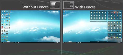desktop software fences software from stardock