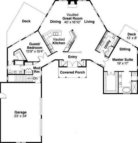 u shaped house plans u shaped ranch houses houseplanscom u shaped house plans