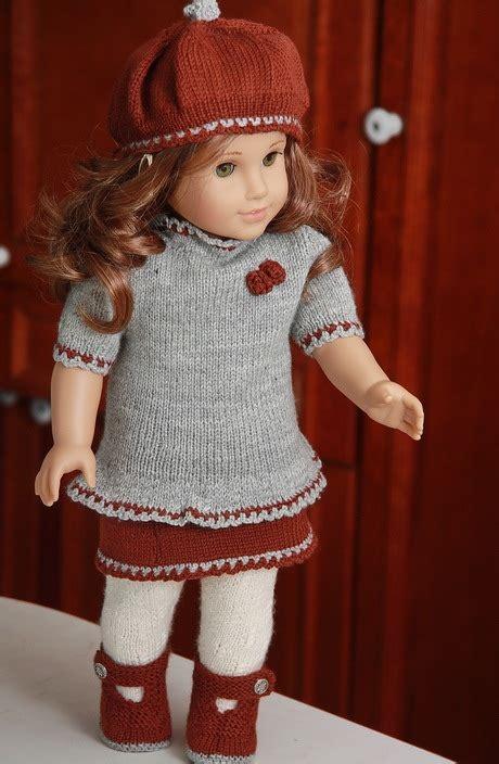 knitting pattern doll socks dollknittingpatterns 0081d trude jacket pants skirt