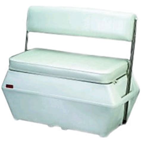 cooler bench seat cooler swingback bench seat todd fisheries supply