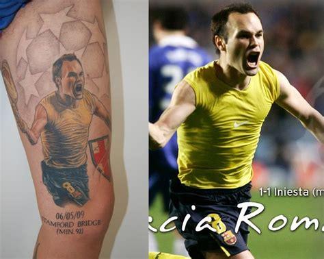 messi tattoo che visca el bar 231 a i visca catalunya tatuaje de guille jh