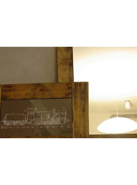 cornice per fotografie cornice piatta in legno di riciclo per fotografie