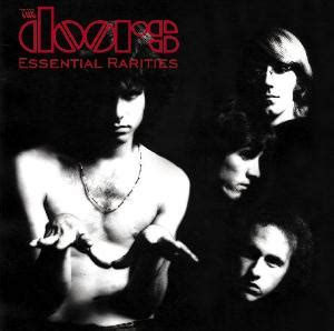 The Doors Album Cover by The Doors Essential Rarities The Best Of The 97 Box Set