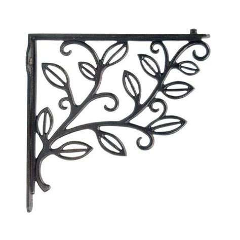 iron corbels u0026 shelf brackets by justin decorative shelf brackets richelieu hardware 4975abb090v