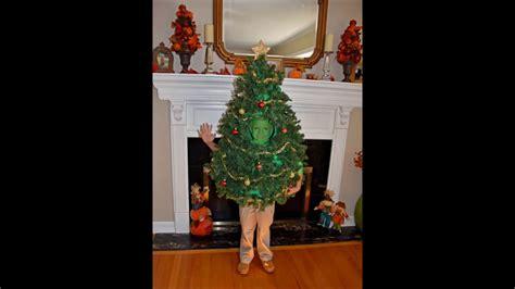 pattern christmas tree costume christmas tree costume work in progress youtube