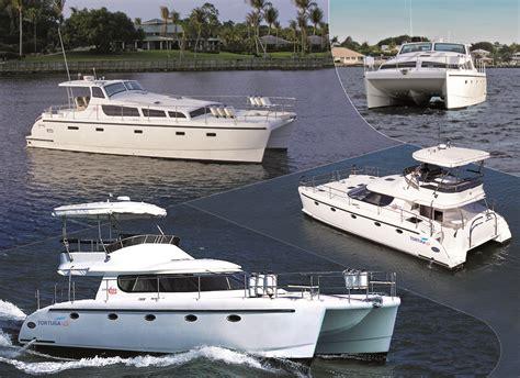 power catamaran builders south africa cruiser cats superyachts news luxury yachts charter