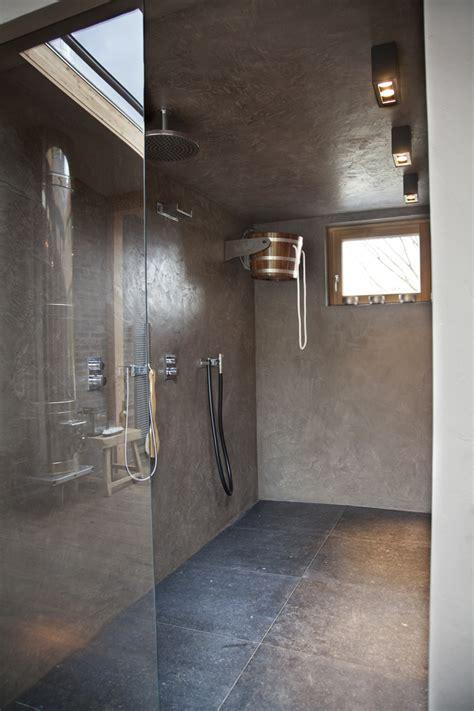 wasserfester putz dusche dusche in putz farbefreudeleben