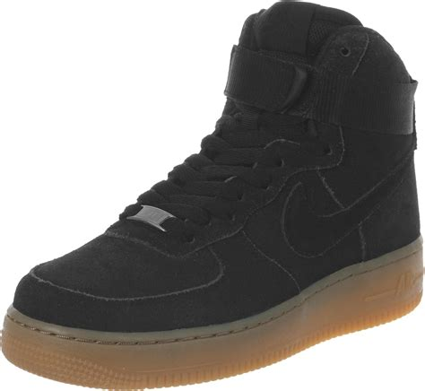 Nike Slop Suede Black nike air 1 hi suede w shoes black