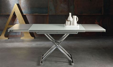 tavoli quadrati tavoli quadrati allungabili 20 modelli dal design moderno