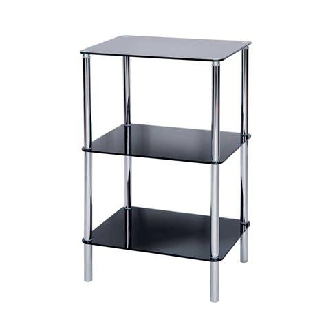 Square Shelf Unit by 3 Tier Square Shelving Unit
