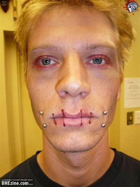 10 most extreme oral piercings and body mods oddee
