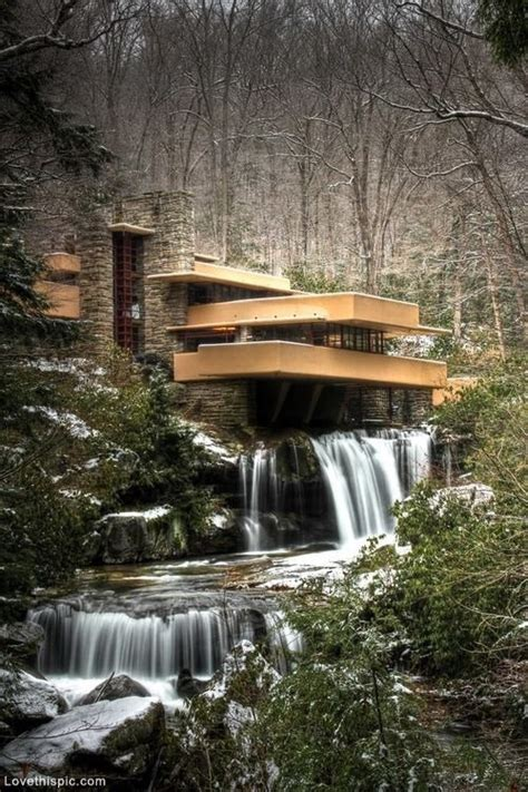 house with waterfall waterfall house pictures photos and images for facebook tumblr pinterest and twitter