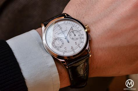 Patex Philippe why the patek philippe 5170g chronograph is such a cool