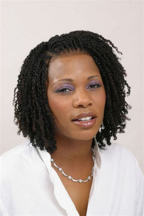 hairstyles for short kinky african hair afro kinky twist hair for black women kinky twists hair