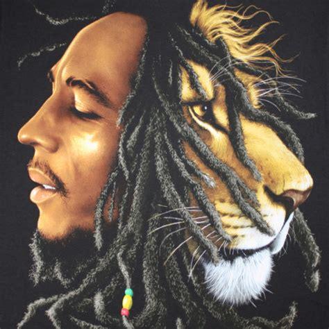 imagenes de leones rastafari imagenes bob marley