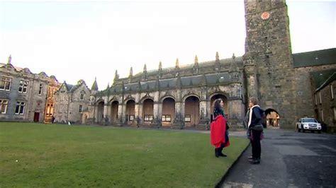 st andrews college st andrews university makes deprived students pledge
