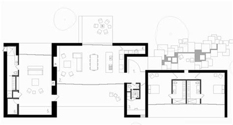 rammed earth floor plans a desert house stays cool with rammed earth earthtechling