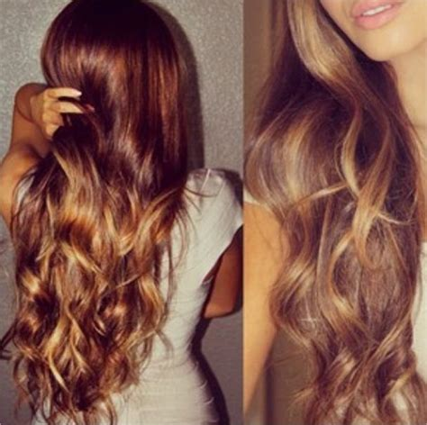 shades of auburn for the mature woman gorgeous auburn hair with blonde ombre and perfect curls